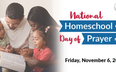 National Homeschool Day of Prayer 2020