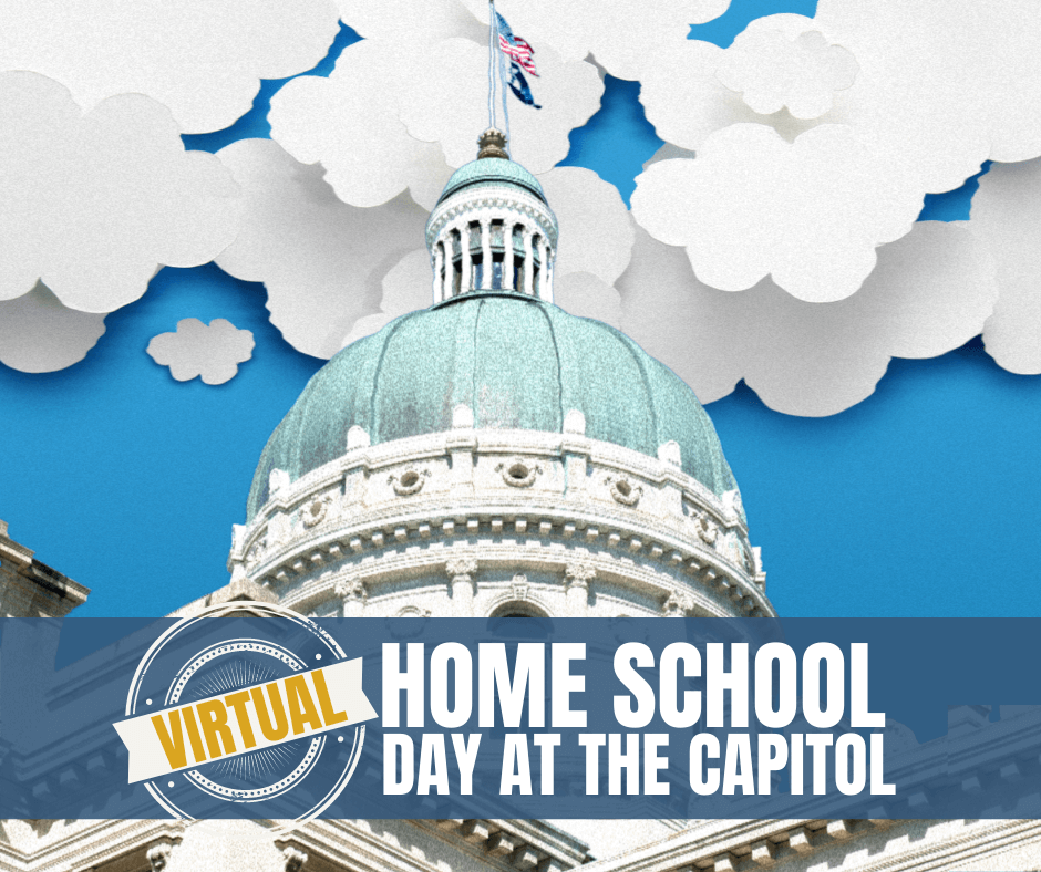 Homeschool Day at the Capitol
