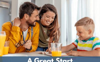 A Great Start