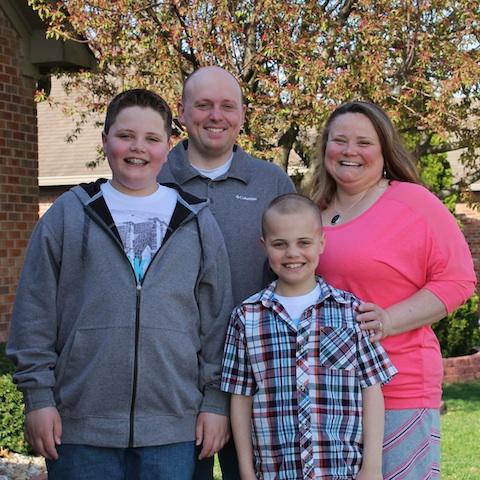 Broshears family