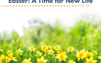 Easter: A Time for New Life