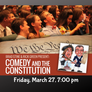Comedy & the Constitution