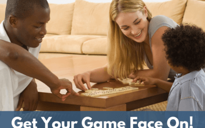 Get Your Game Face On!