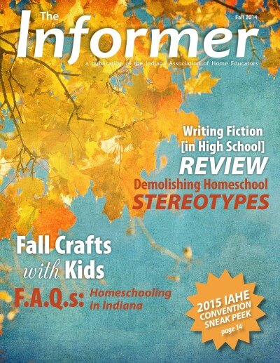 The Informer Magazine - Fall 2014