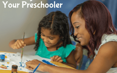 Learning With Your Preschooler