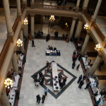Indiana Statehouse Interior