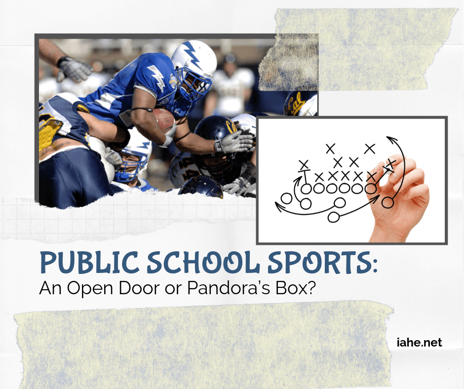 Public School Sports: An Open Door or Pandora's Box?