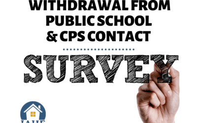 SURVEY: Withdrawal From Public School & CPS Contact