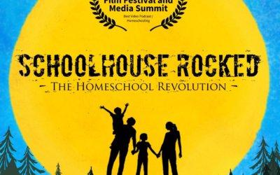 Schoolhouse Rocked – The Homeschool Revolution: Coming soon!