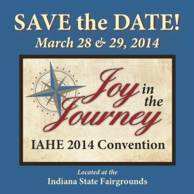 Joy in the Journey - IAHE 2014 Convention