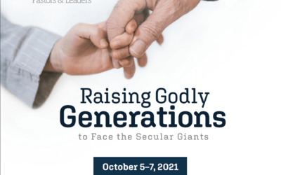 Raising Godly Generations Conference, October 5 & 7 at the Ark Encounter