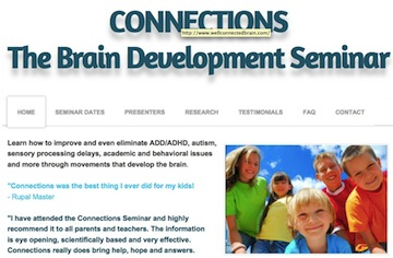 Connections:  The Brain Development Seminar