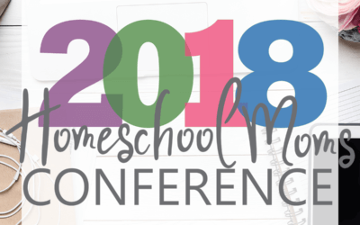 2018 Homeschool Mom Conference and the IAHE