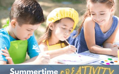Summertime Creativity