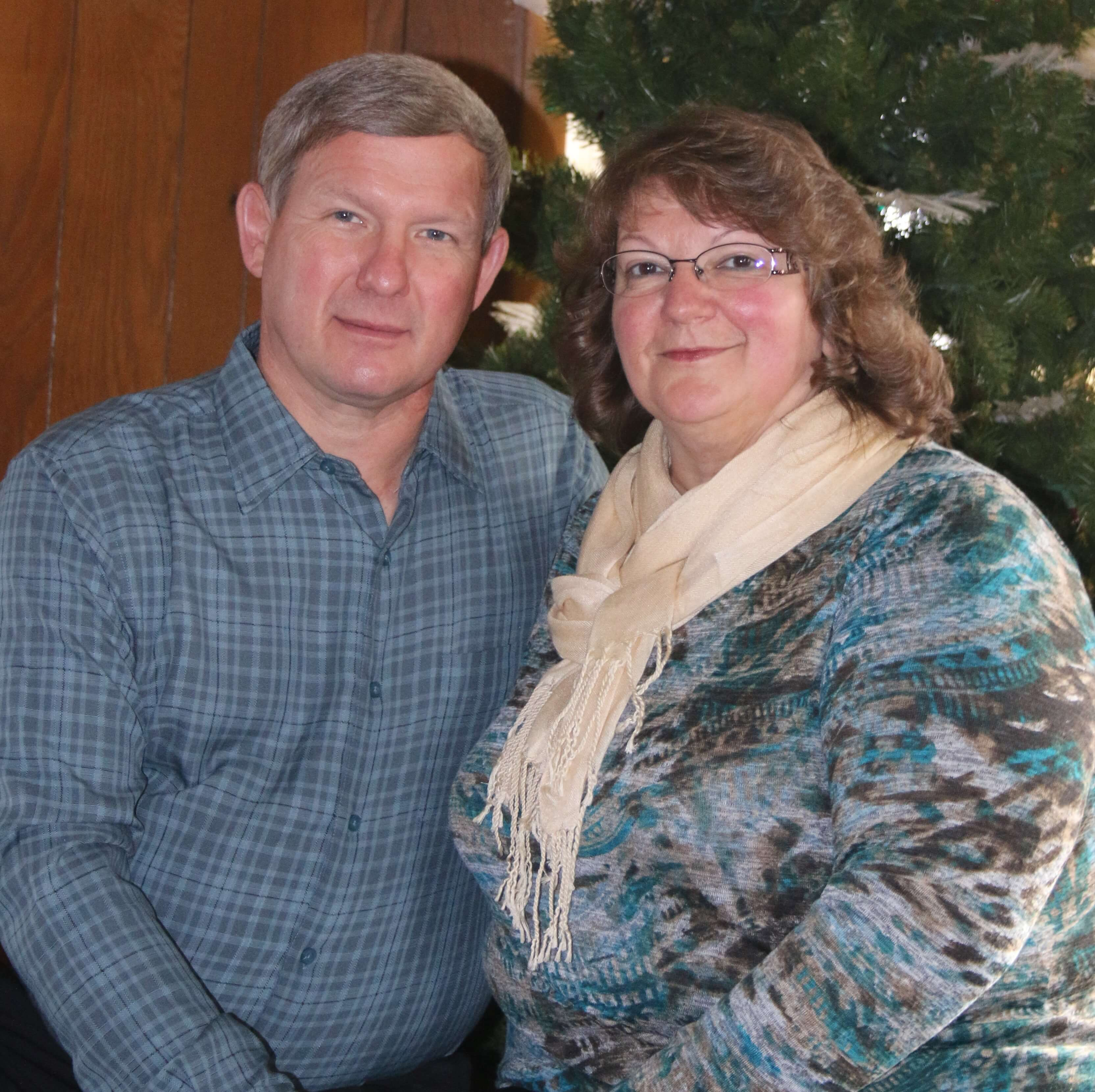 Jeff & Tammy Hierholzer