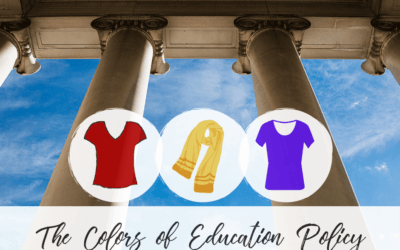 The Colors of Education Policy