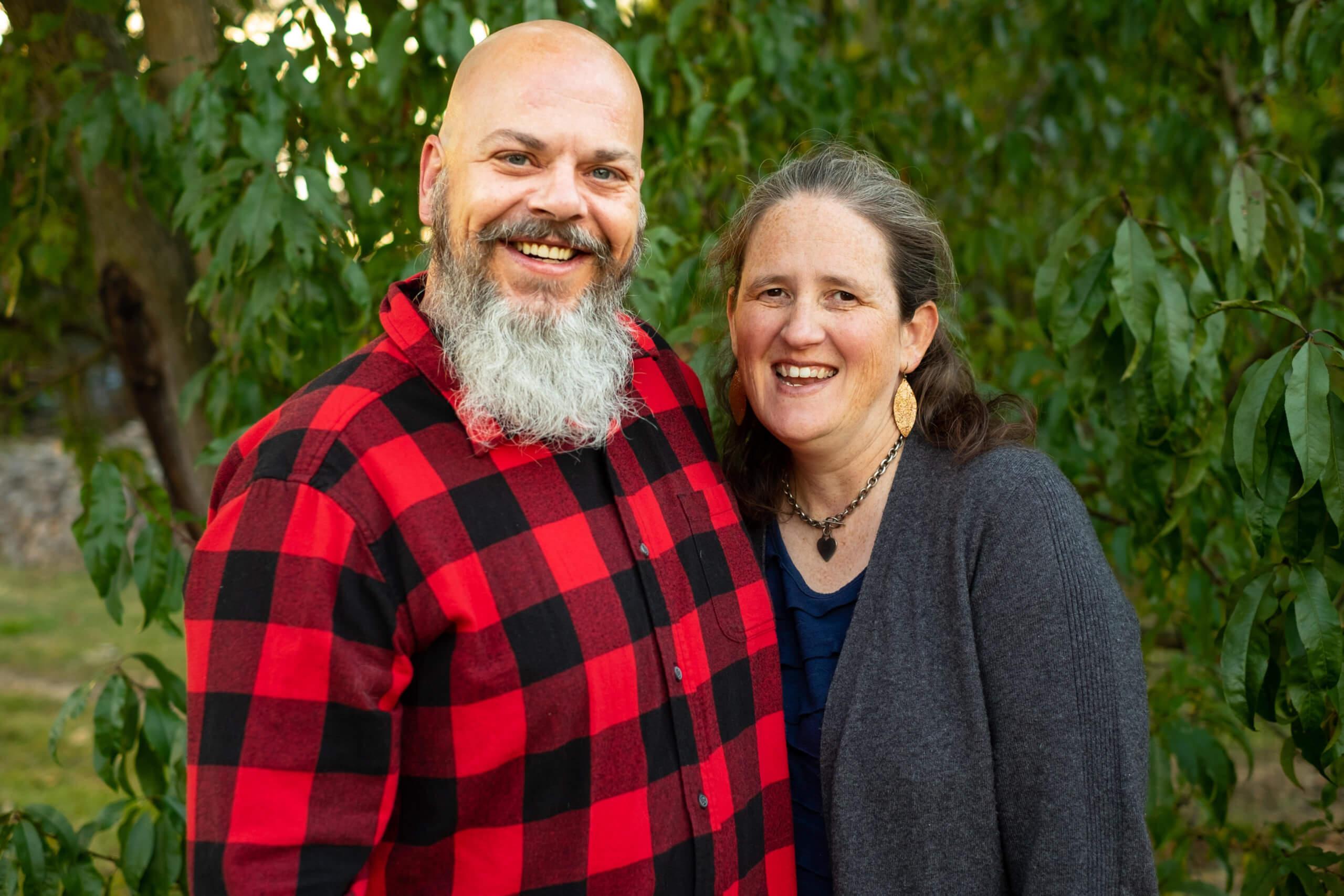 Keith & Rachel Williams