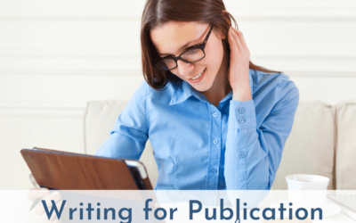 Writing for Publication: Getting Started