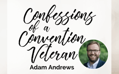 Confessions of a Convention Veteran