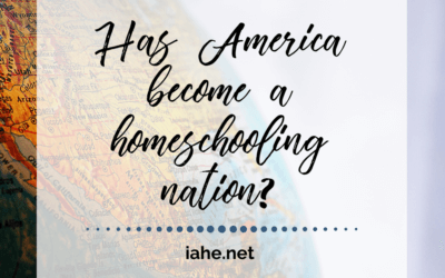 Has America become a homeschooling nation?