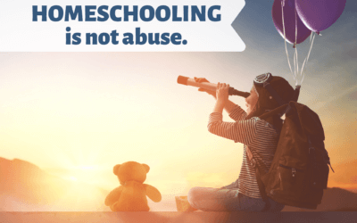 Homeschooling is Not Abuse