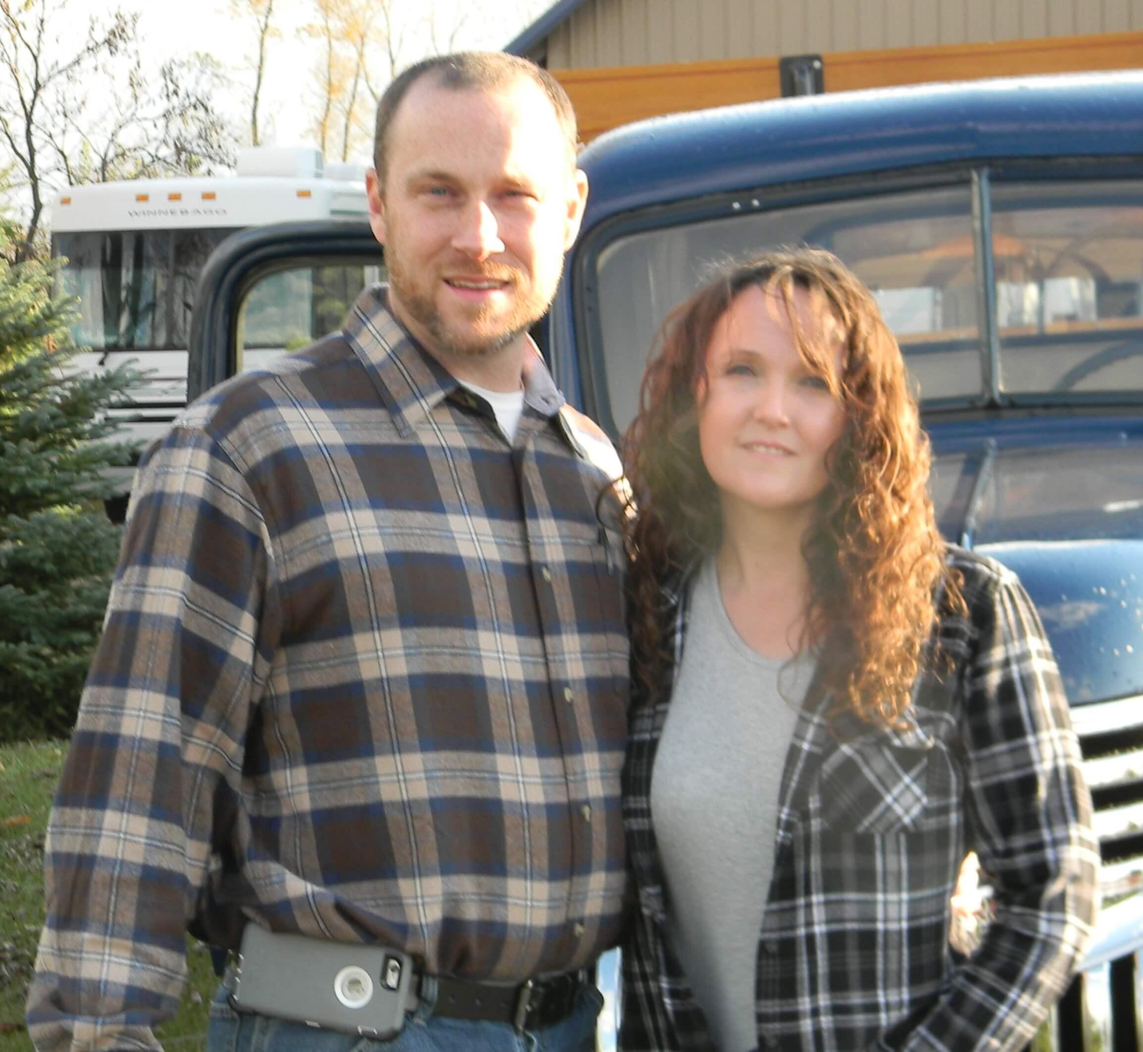 Kris & Stephanie Reckers
